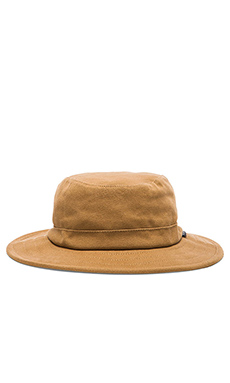 Brixton Tracker Bucket Hat in Copper