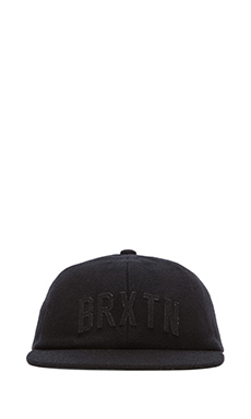 Brixton Hamilton in Black
