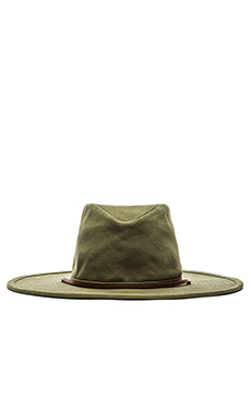 Brixton Ranger Hat in Olive