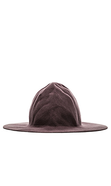 Brixton Jethro Hat in Brown