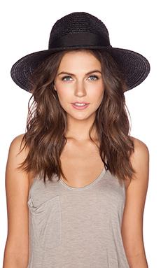 Brixton Dixie Hat in Black