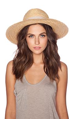 Brixton Dixie Hat in Tan