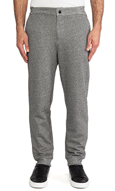 Brooklyn We Go Hard Hori Pant in Dark Grey