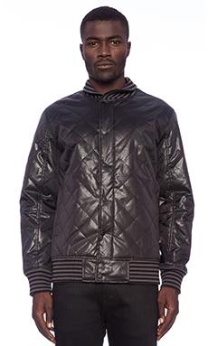 Black Scale Shiek Jacket in Black