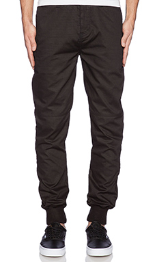Black Scale SA Pants in Black