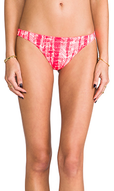 b.swim Cheeky Cupcake Bottoms in Day Tripper Glow