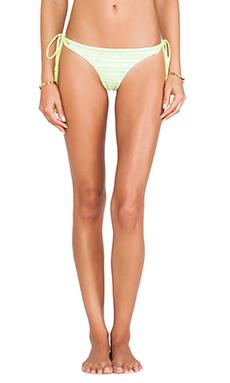 Bettinis Lulu Bikini Bottom in Lime Green