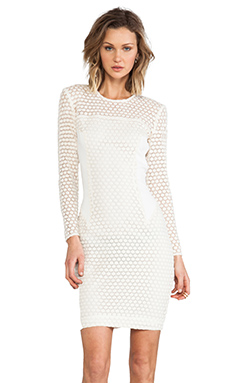 By Malene Birger The Look Suhina Dress in Cream