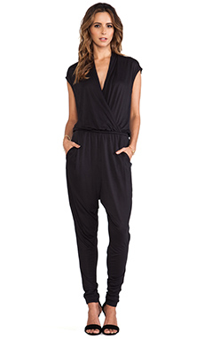 By Malene Birger Uminni Jumpsuit in Black