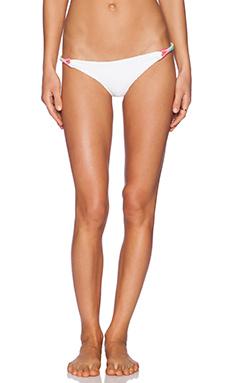 Caffe Bikini Bottom in White