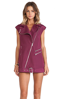 Cameo Nine Lives Dress in Cherry