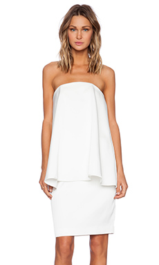 Cameo The Ascent Dress in Ivory