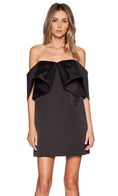 Cameo Feel Real Dress in Black