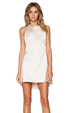 Cameo About Dress in Shell