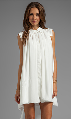 Cameo Summertime Sadness Dress in White