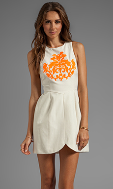 Cameo Near To You Dress in Sand