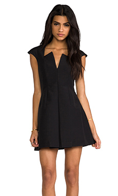 Cameo Get Free Dress in Black