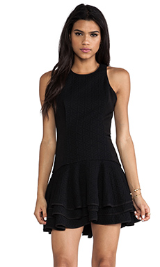 Cameo You Move Dress in Black