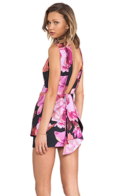 Cameo Seen It All Dress in Pink Posey