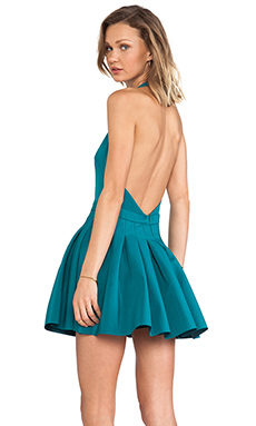 Cameo One Life Dress in Emerald