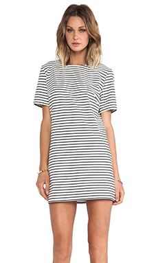 Cameo The Motion Dress in Stripe