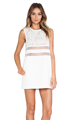 Cameo Little Dreams Dress in White