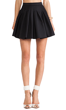 Cameo One Life Skirt in Black