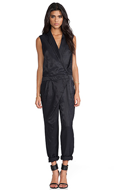 C/MEO Riptide Pantsuit in Black