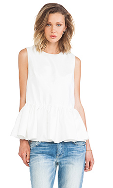 Cameo With Fire Top in Ivory