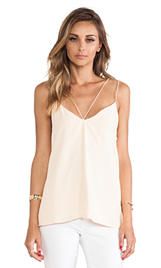 Cameo Learn to Share Top in Peach
