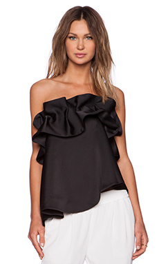 Cameo Serendipity Top in Black