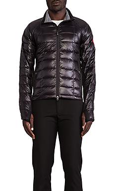 Canada Goose Hybridge Lite Jacket in Black