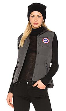 Canada Goose Freestyle Vest in Graphite