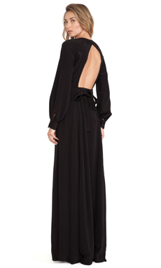 Candela Araceli Dress in Black