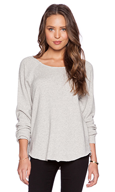 Candela Maru Sweater in Grey