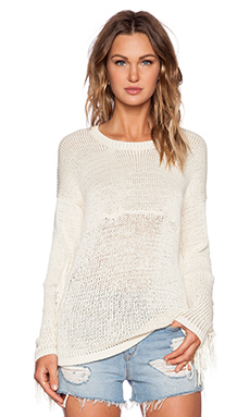Candela Faith Sweater in Ivory