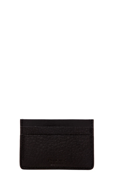 Cast of Vices Credit Card Wallet en Noir