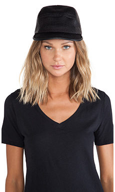 Cast of Vices Neo Mesh Camper Hat in Black