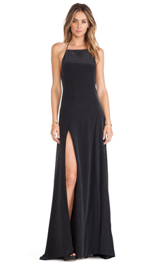 Carmella Portia Dress in Black