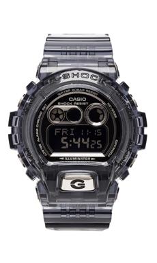 G-Shock 6900 XL in Translucent