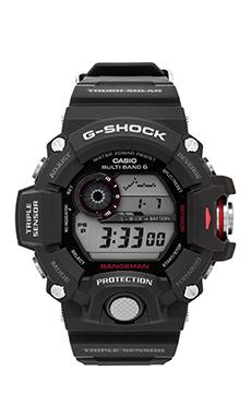 G-Shock Rangeman in Black