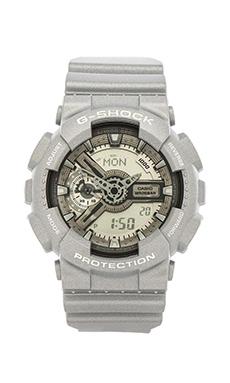 G-Shock GA110 in Silver