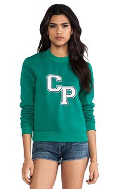 Casper & Pearl Arythmetic Sweater in Green