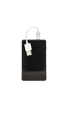 Chic Buds Parker Slim Power Battery in Black