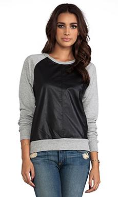 C&C California Long Sleeve Sweatshirt in Black