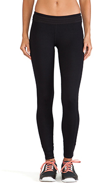 C&C California Exceed Legging in Caviar