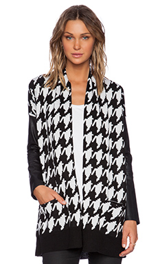 Central Park West Weehawken Cardigan in Classic