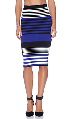 NOHO PENCIL SKIRT