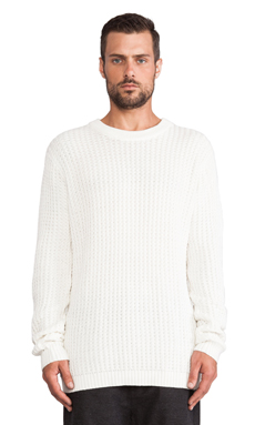 CHAPTER Lin Sweater in White