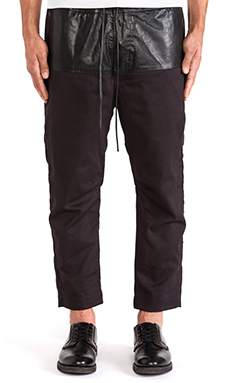 CHAPTER Khan Pant in Black